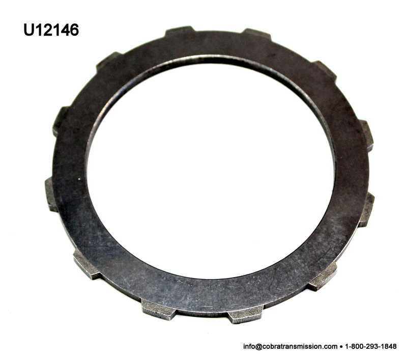 A904 (TF6) Forward Flat Pressure Plate