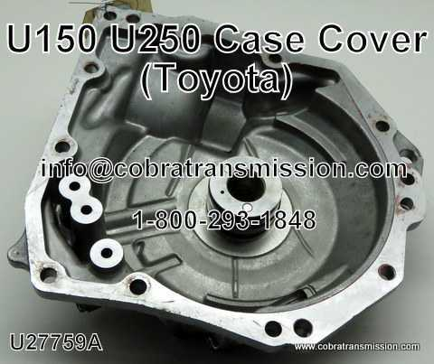 Toyota U150 - U250 Case Cover