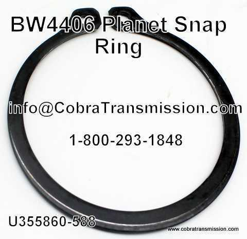 BW4406 Snap Ring - Planet