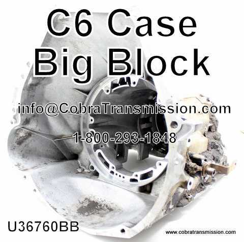 C6 Case, Big Block