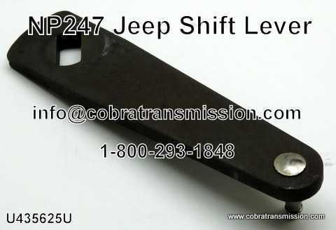 NP247 Jeep Shift Lever