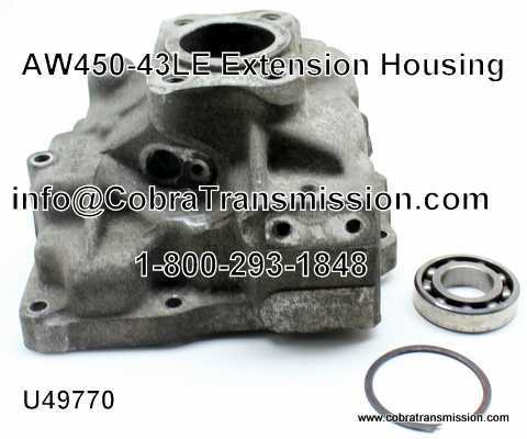 AW450-43LE Extension Housing