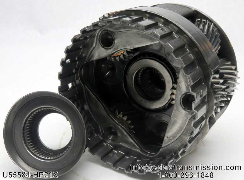 ZF6HP21X Planet - Rear