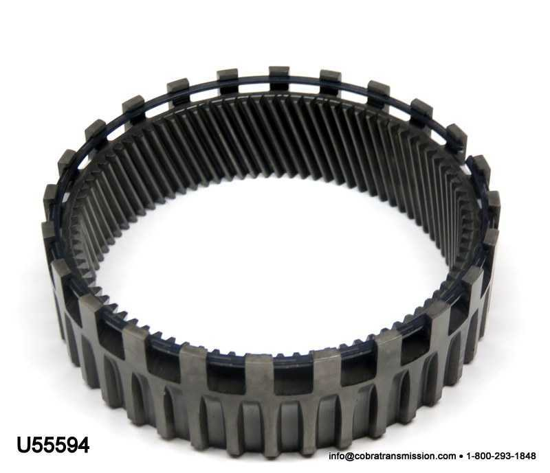 ZF6HP21X Ring Gear - Rear Planet