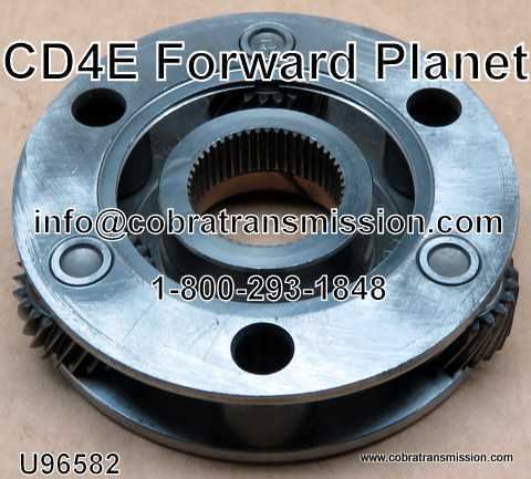 CD4E, Planet, Forward