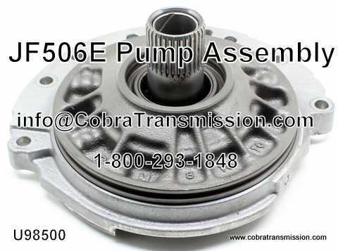 u98500 jf506e pump assembly 09a vw external wire harness [09b 971 661] $329 99 , cobra Wire Harness Assembly at nearapp.co