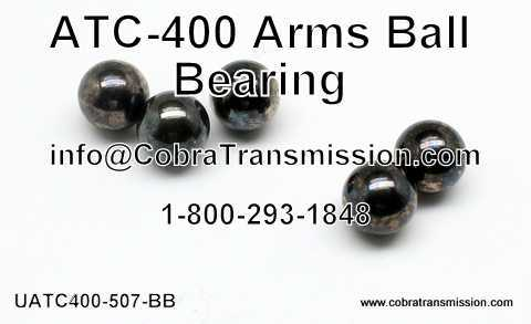 BMW X3 - ATC-400 Arms Ball Bearing