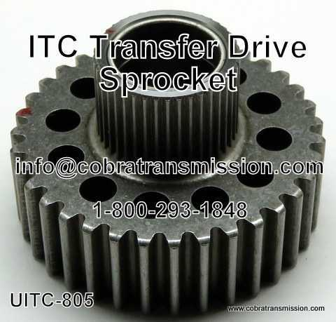 ITC Transfer Sprocket - Drive