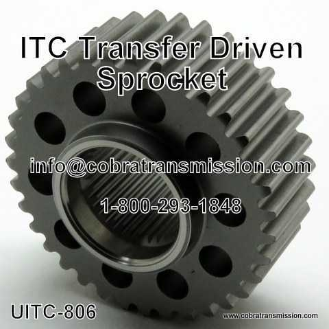 ITC Transfer Sprocket - Driven