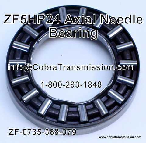 ZF5HP24 Axial Needle Bearing