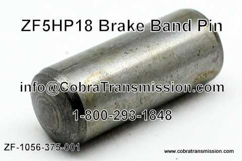 ZF5HP18 Brake Band Pin