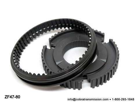 S5-47 1-2 Hub and Slider Kit